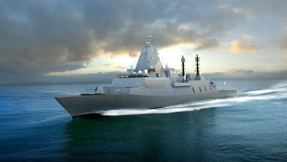 Australia's $35b plan to hunt submarines