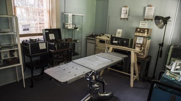 Sydney's hidden medical treasure trove not for the faint hearted