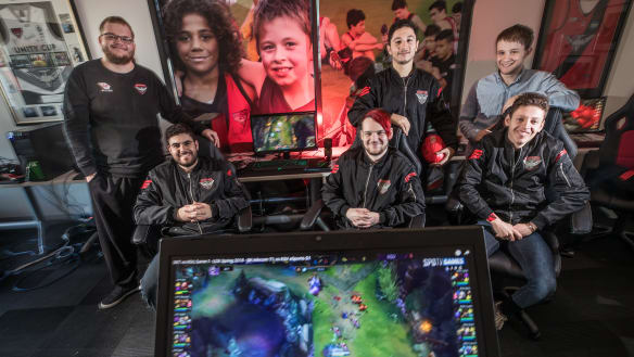 AFL and esports: the story behind a seemingly unusual partnership