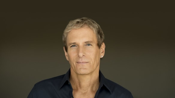 Michael Bolton review: Big voice and a little emotion