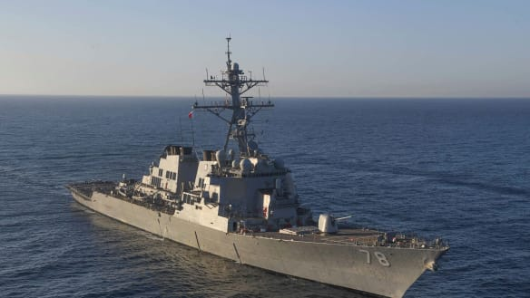 China challenges US Navy ships in South China Sea