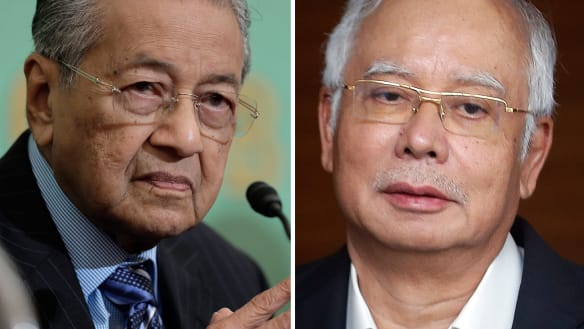 'Almost a perfect case': Malaysia seeks to lay multiple charges against Najib