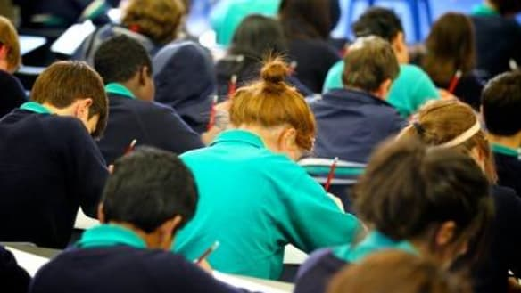 Parents to be asked if NAPLAN tests stress out their children