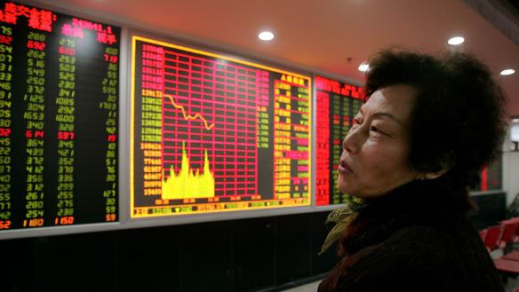 Be afraid: China's sharemarket nightmare is returning