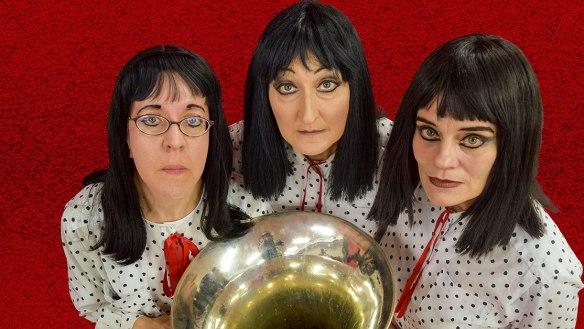 A Very Kransky Christmas review: Spinster sisters seek man in Xmas stocking