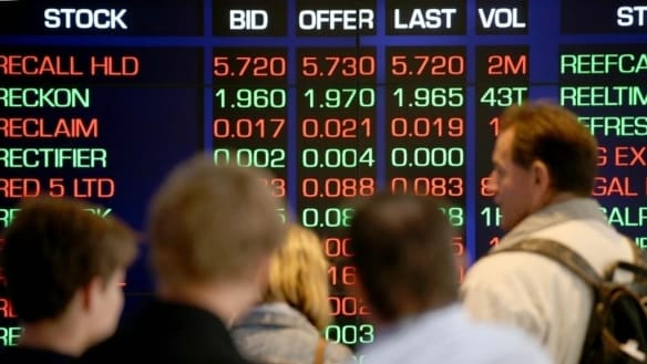Markets Live: ASX wavers; jobless rate drops to 5 pc