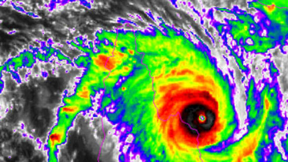 'Time bomb': Tropics expansion nudges cyclone formation into new areas