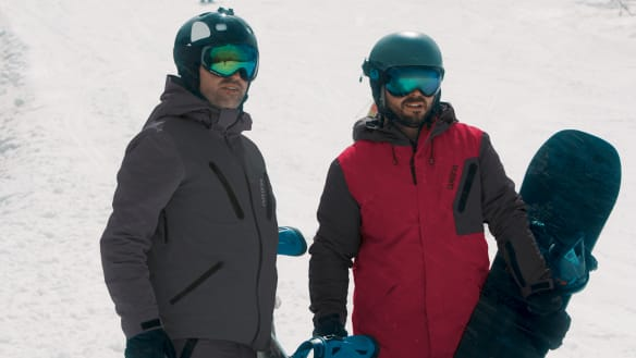 Meet the 'snowpreneur' taking on the big guns