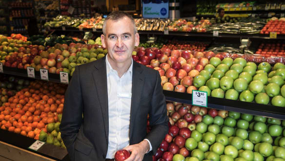 Why Woolies boss is looking at start-ups to never run low on bread again