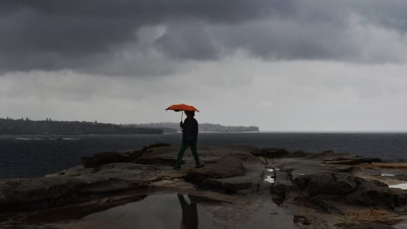 Sydney weather: Parts of city cop heaviest falls in five years