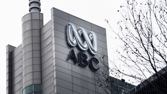ABC faces 'most serious threat to its existence', says former chairman
