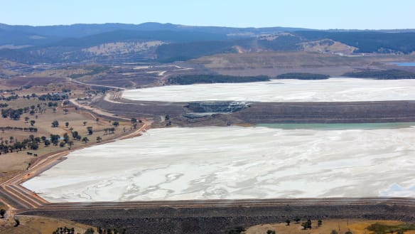 Newcrest confirms tailings solution for Cadia gold operation