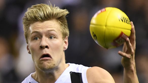 Jordan De Goey proves his class in intra-club, but remains on the outer