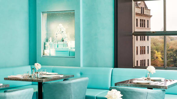 Youth movement: Tiffany & Co dazzles as it becomes hip again