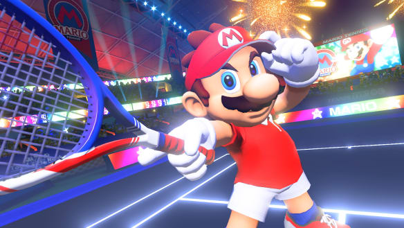 Mario Tennis Aces review: amazing fun, but not without fault
