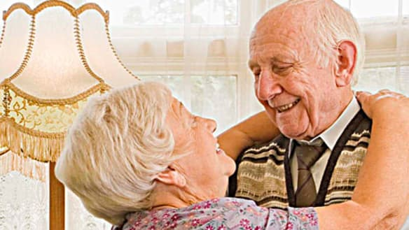 The myths of dating for the over 50s