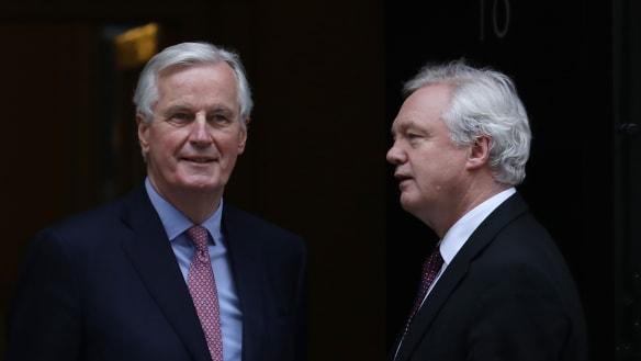 'Green light' for Australia-UK trade deal in Brussels fine print