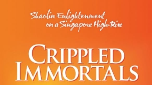 Crippled Immortals review: Chris Murray and the getting of wisdom