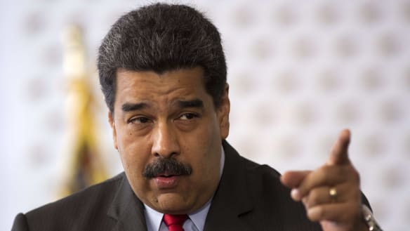 US bans Maduro's Venezuelan digital currency, imposes new sanctions