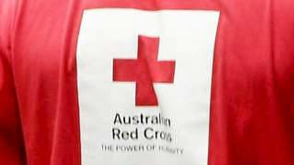 Red Cross apologises for accidentally underpaying staff