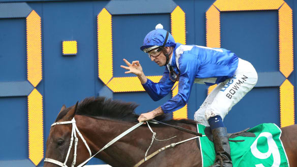 Winx takes unconventional route to possible record-breaking return
