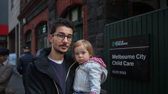 'Every single parent is outraged': Fury at CBD childcare centre closure