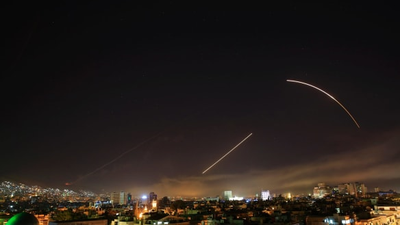 US missile strikes on Syria: What we know so far