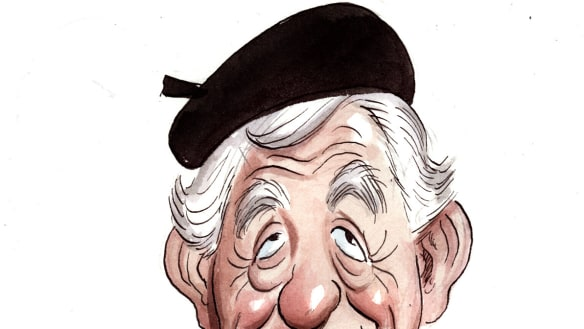 Sir Frank Lowy prepares to say au revoir to his Westfield empire