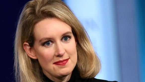 Theranos CEO Elizabeth Holmes charged with criminal fraud