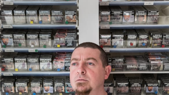 'The whole industry stinks': Big tobacco's squeeze on small business