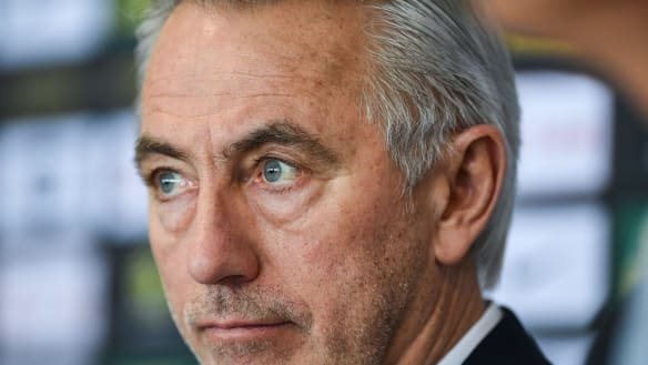 Socceroos' World Cup farewell set to be scrapped for overseas friendly