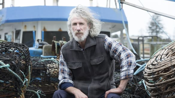 Meet Craig Garland, the eccentric fisherman who could decide the Braddon byelection