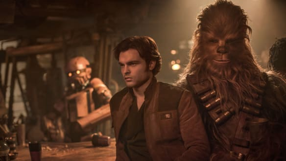 Is the force fading? Solo: A Star Wars Story sputters at box office