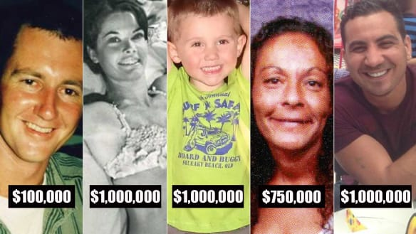 Is one life worth more than another? How police set cash rewards