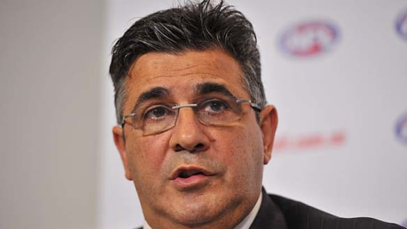 Demetriou never approached by Racing Victoria