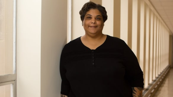 Roxane Gay reveals weight loss surgery in moving essay