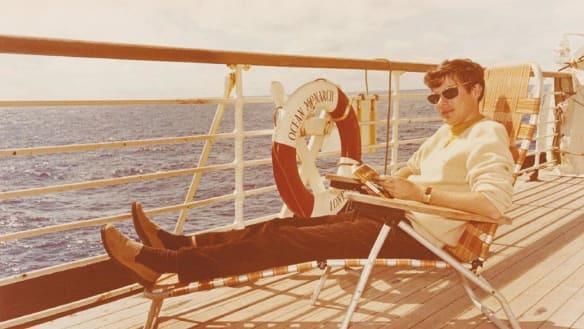 'I was fortunate in lovers': Geoffrey Robertson's new memoir
