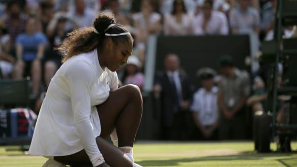 Serena Williams climbs 153 ranking spots with Wimbledon return