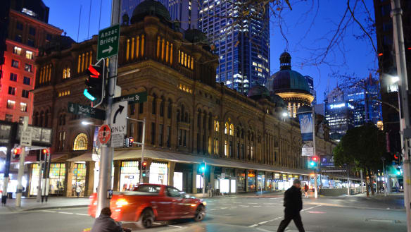 Once a 'monstrosity', Sydney's Queen Victoria Building is now a treasure