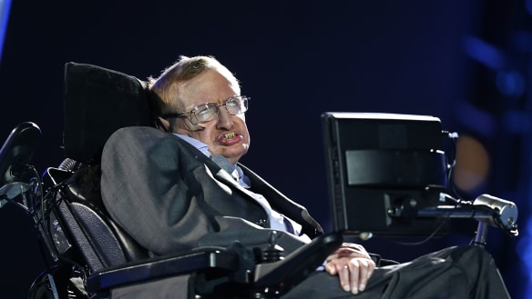 Stephen Hawking's ashes to be interred next to Newton, Darwin at Westminster Abbey