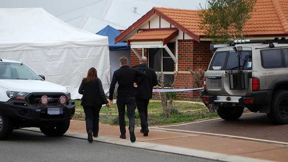 Teen charged with murder over the death of a Perth mother, two kids