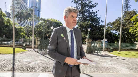 How Ipswich City Council will get the sack revealed in draft bill