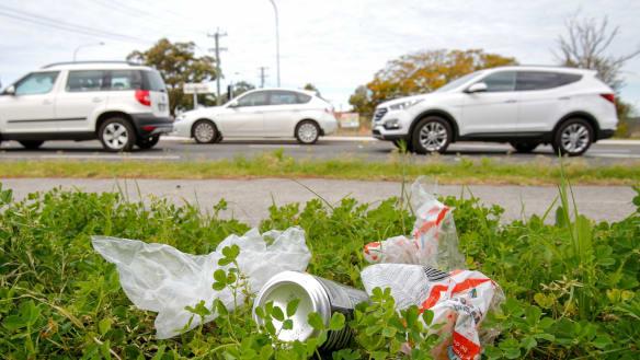 Research reveals socio-economics influence rubbish levels in Australia