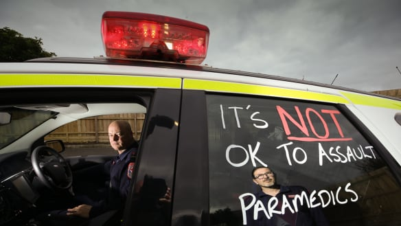 Premier says ambo attackers will get same treatment as rapists, murderers