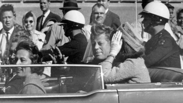Lou Berney: The assassination of JFK changed everything