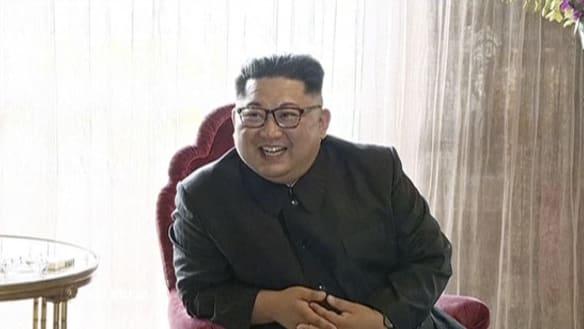 Surprise: Kim Jong-un arrives in Beijing