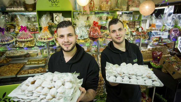 'It's crazy': Baker brothers work overtime as long fast ends in feast