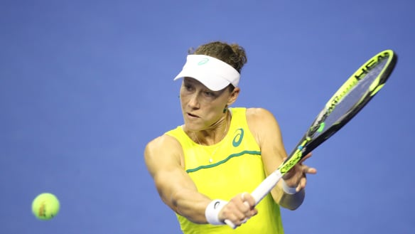 Write off clay ace Stosur at your peril