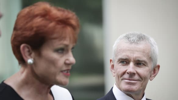 One Nation's Malcolm Roberts makes bid to return to Queensland Senate
