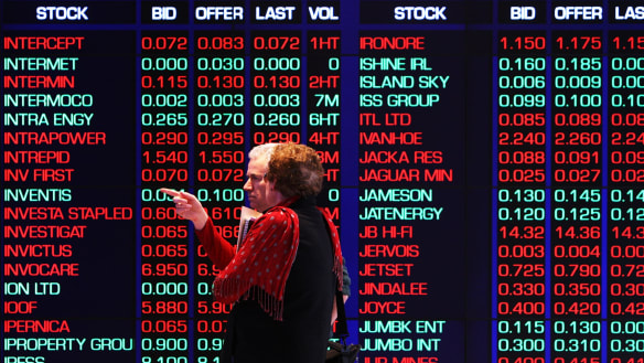 Markets Live: ASX dives on energy, banks, materials